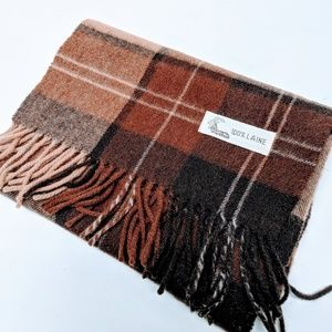 100% Wool Hand Crafted Scarf